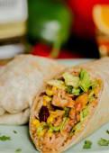 Burrito BBQ grande