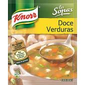 Sopa de 12 verduras Ligeresa