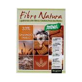 Galletas de fibra naturales