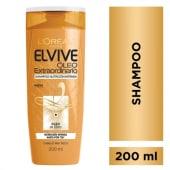 Elvive Shampoo Oleo Extraordinario Coco X 200 Ml.