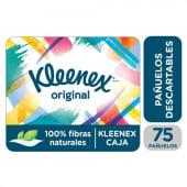 Kleenex Pañuelos Caja Doble Hoja  Classic X75