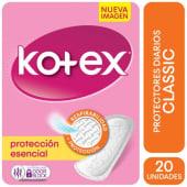 Kotex Protector Classic Sin Perfume X20