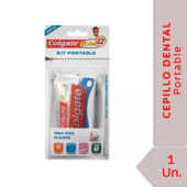 Colgate Kit Portable (Cepillo +Crema X30)