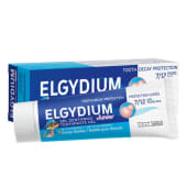 Elgydium Crema Junior Bubble (7-12 Años) X 50 Ml