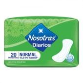 Nosotras Protector Normal X 20U.