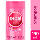 Sedal Shampoo Ceramidas X 190 Ml.