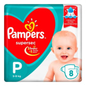 Pampers Pañal Supersec Regular Tale P