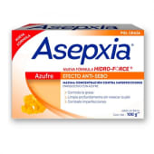 Asepxia Jabon Azufre Hf 30%Off X100