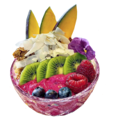 Mother Of Dragons Smoothie Bowls