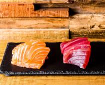 Sashimi Duo thon & saumon