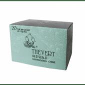 Chá verde em pacote 40g