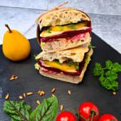 Sandwich Cosmo Burak 17 cm 500g