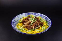 Лагман «Lanzhou кебаб»