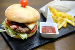 Burger ney