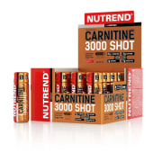 Nutrend L Carnitina shot 3000 orange
