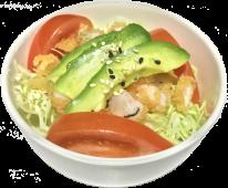 Salada de Gambas