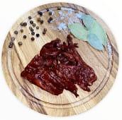 Телятина м'ясо в'ялене (100г)