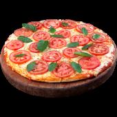 Pizza caprese (familiar)