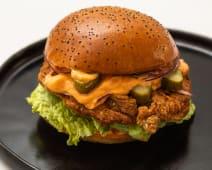 Kick-Ass Burger