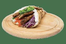 Pita salsiccia