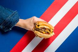 Burger all double animal burger