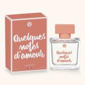 Quelques Notes D'Amour- Eau de Parfum Femme