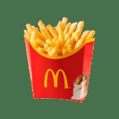 Porţie medie de cartofi prăjiţi