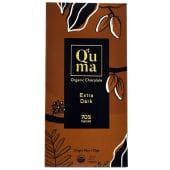 Quma extra dark 70%