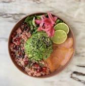 Grande Salada de Quinoa