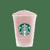 Strawberry yogurt Frappuccino®