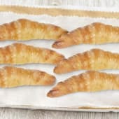 Croisant Paris mantequilla
