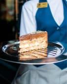 Некласичний Київський торт з маракуєю (120г)