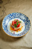 Салат Три томати з домашнім Сулугуні (230г)
