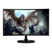 """Monitor Curvo Led 23.5"""" Lc24F390Fhl Samsung"""