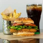 Menu Louisiana Chicken Burger
