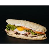 Sándwich de lomo Beerlin