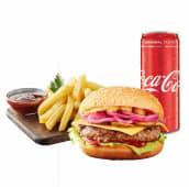 Чізбургер Комбо