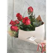 Red Roses (6 uds.)