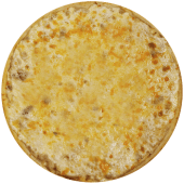 Pizza full cheese (personal)