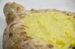 აჭარული ხაჭაპური სამარხვო ყველით