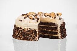 Caramelo chocolate cookies (porción)