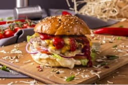 Бургер New York (320г)