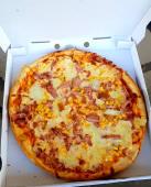 Pizza Afumicata medie