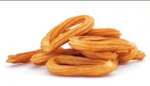 Пончики Чурос з полуницею (180г)