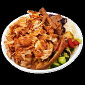 Kebab danie kurczak