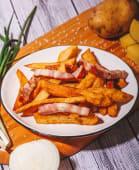 Картопля з беконом  (220г)