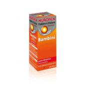 Nurofen Febbre e Dolore Bambini 150 ml (100 mg/5 ml) gusto fragola