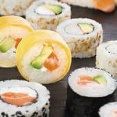 Surtido Sushi Fans