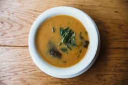 Miso - sezam juha