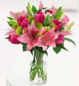 Bouquet flores variadas